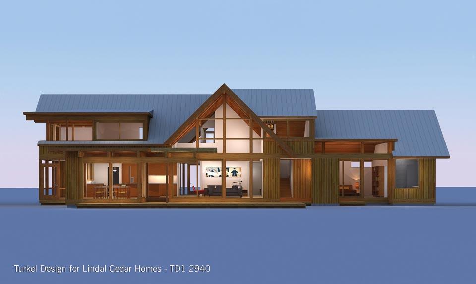 Turkel Design Lindals Sierra Gate Homes Model Home